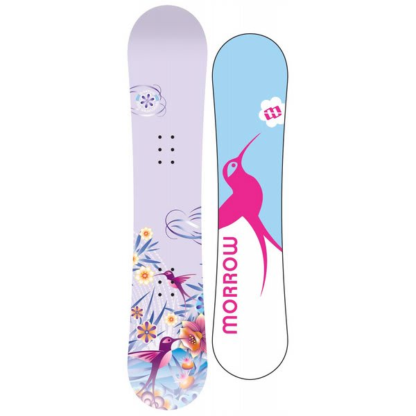Morrow Mini Wildflower Snowboard