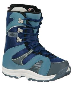 Morrow Rail Snowboard Boots Blue/Grey