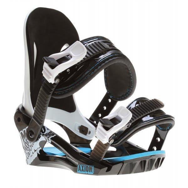 Morrow Axiom Snowboard Bindings