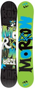 Morrow Blaze Snowboard 108
