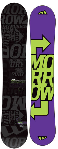 Morrow Fury Snowboard 163