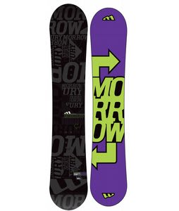 Morrow Fury Snowboard 151