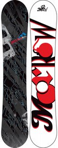 Morrow Fury Wide Snowboard 163