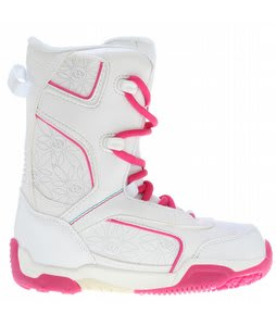 Morrow Iris Snowboard Boots White