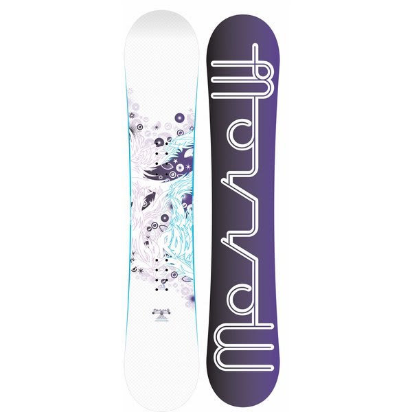 Morrow Kava Snowboard