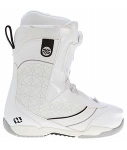 Morrow Kava BOA Snowboard Boots White