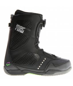 Morrow Kick BOA Snowboard Boots Black