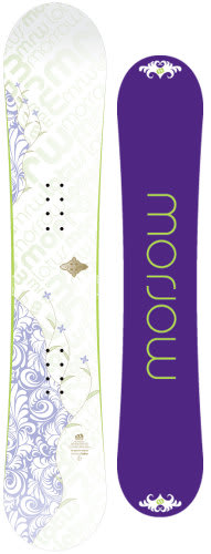 Morrow Lotus Snowboard 149