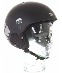 Morrow Peak Snowboard Helmet Black