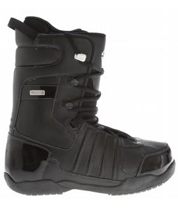 Morrow Reign Snowboard Boots Black