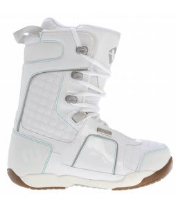 Morrow Sky Snowboard Boots White