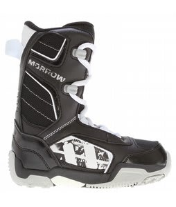 Morrow Slick Snowboard Boots Black