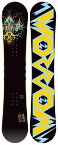 Morrow Truth Snowboard 158