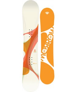 Morrow Wildflower Snowboard 153