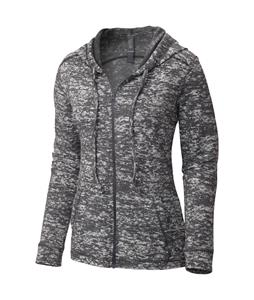 Mountain Hardwear Burned Out Full Zip Hoodie