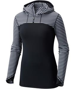 Mountain Hardwear Butterlicious L/S Hoody Baselayer Top