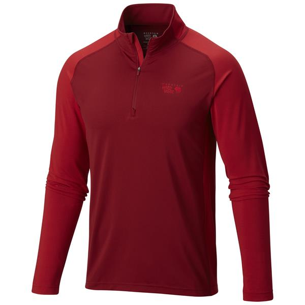 Mountain Hardwear Butterman Half-Zip Baselayer Top