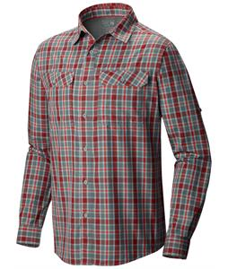 Mountain Hardwear Canyon Plaid L/S Shirt