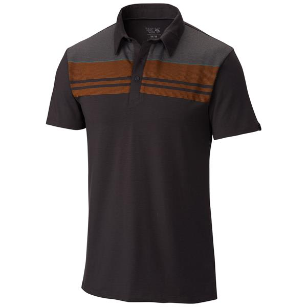 Mountain Hardwear Dryspun Stripe Polo