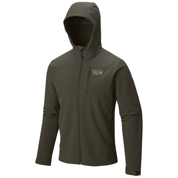 Mountain Hardwear Fairing Hooded Softshell