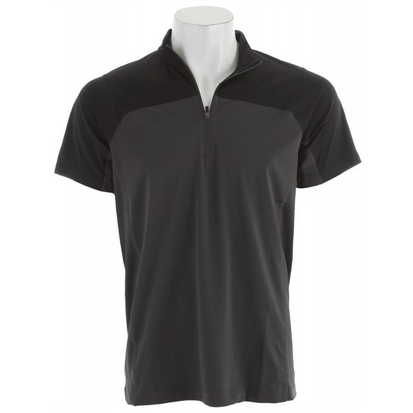 Mountain Hardwear Justo Trek Short Sleeve Zip T-Shirt
