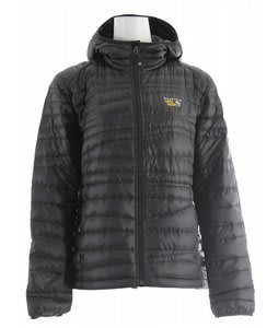 Mountain Hardwear Nitrous Hooded Jacket Black