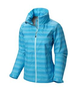 Mountain Hardwear Plasmic Ion Printed Rain Jacket
