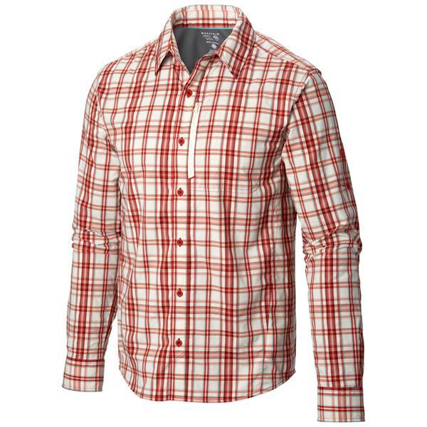 Mountain Hardwear Seaver Tech L/S Shirt