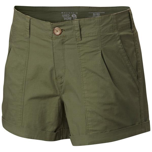 Mountain Hardwear Wandering Solid 6in Hiking Shorts