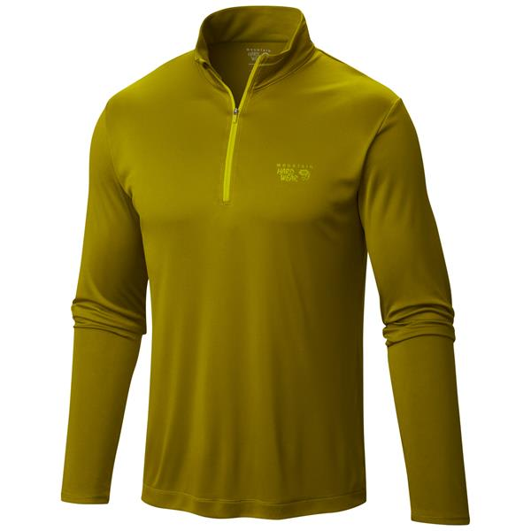Mountain Hardwear Wicked L/S Zip Shirt