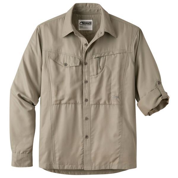 Mountain Khakis Trail Creek L/S Shirt