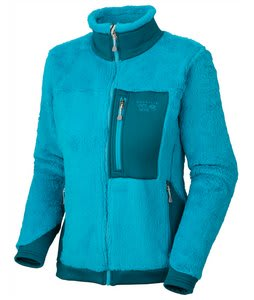 Mountain Hardwear Monkey Woman Jacket Lake Blue/Adriatic