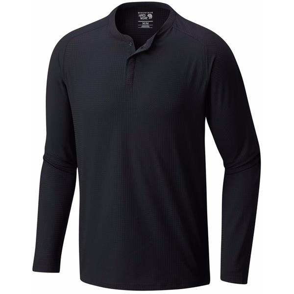 Mountain Hardwear AC L/S Henley Shirt