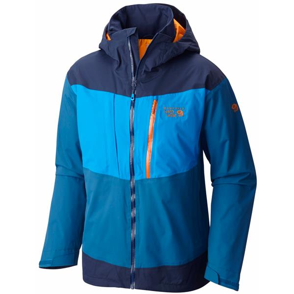 vans ski coat