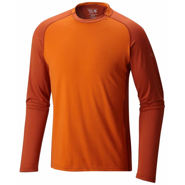 Mountain Hardwear Butterman Crew Baselayer Top