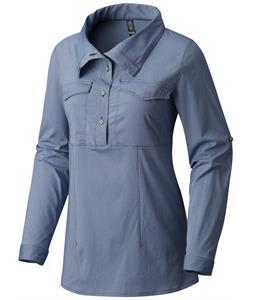 Mountain Hardwear Citypass L/S Popover Shirt