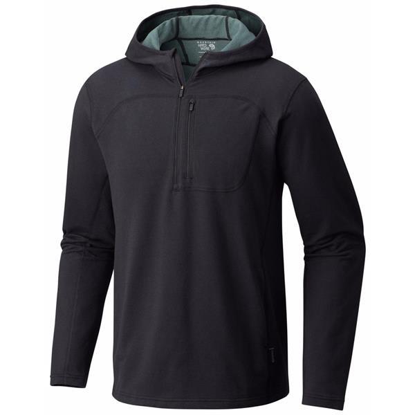 Mountain Hardwear Cragger Pullover Hoody Baselayer Top