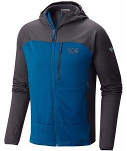 Mountain Hardwear Desna Grid Hooded Fleece