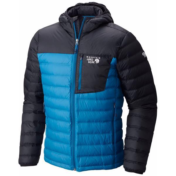 Mountain Hardwear Dynotherm Hooded Down Jacket