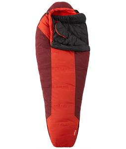 Mountain Hardwear Lamina 0 Sleeping Bag Russet Orange Reg Rh
