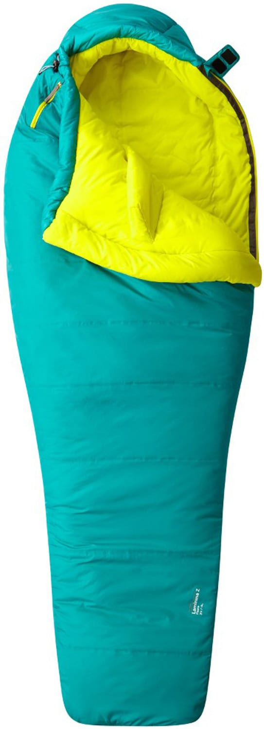 On Sale Mountain Hardwear Lamina Z Flame Sleeping Bag Womens up to 40% off