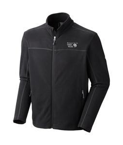 Mountain Hardwear Microchill Jacket Black