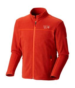 Mountain Hardwear Microchill Jacket Russet Orange