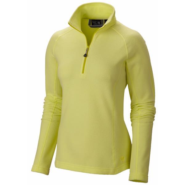 Mountain Hardwear Microchill Zip T Fleece