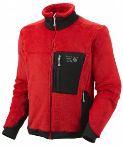 Mountain Hardwear Monkey Man Jacket Barn Red