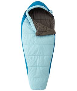 Mountain Hardwear Mountain Goat Adjustable Sleeping Bag Bay Blue Reg Rh