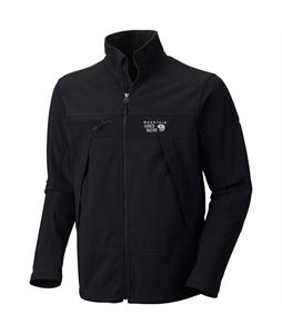 Mountain Hardwear Mountain Tech Softshell Black/Black