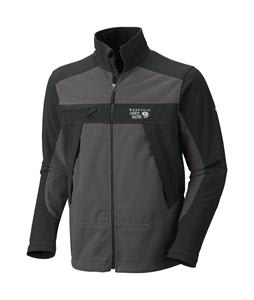 Mountain Hardwear Mountain Tech Softshell Titanium/Shark