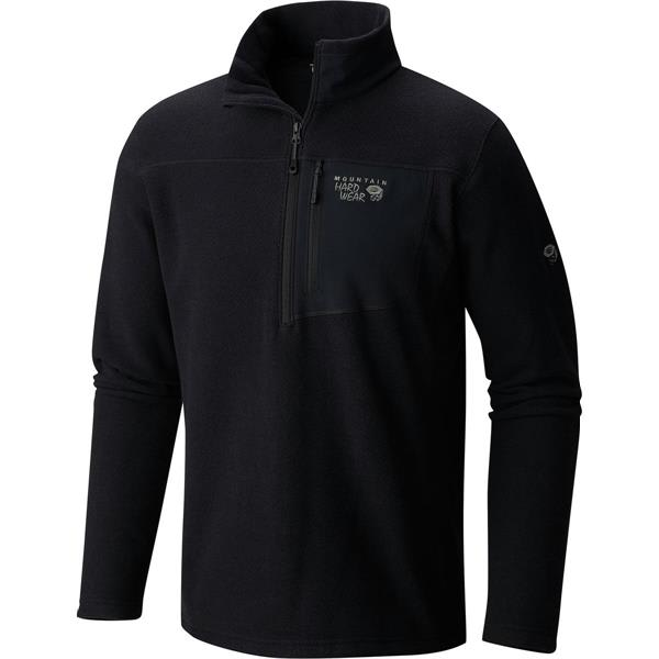 Mountain Hardwear Toasty Twill Half-Zip Fleece