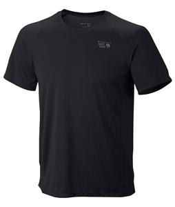 Mountain Hardwear Wicked Lite T-Shirt Black